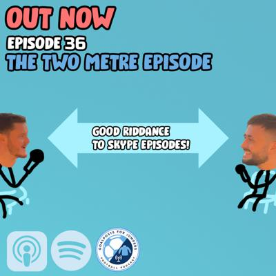 Cover art for #36 The Two Metre Episode