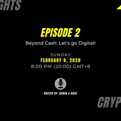 Cover art for Beyond Cash: Let's go Digital! Episode 2 (Taglish)
