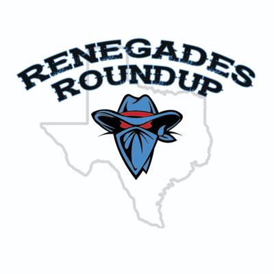 Cover art for Announcing Renegades Roundup