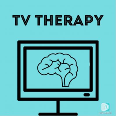 Cover art for TV Therapy #1 - 'Taking Control' W/Alex Lamy