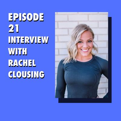 Cover art for Interview with Rachel Clousing, Personal Trainer and Former Figure Pro Competitor