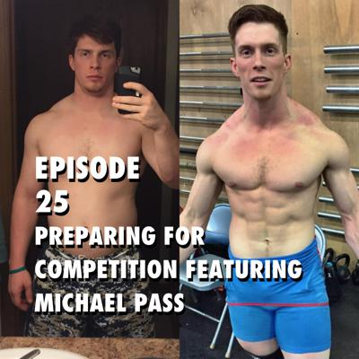 Cover art for Quick Thoughts on the Week Before and After Competition, feat. Michael Paas