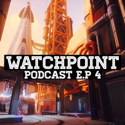 Cover art for Watchpoint Podcast E.P 4