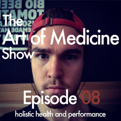 Cover art for #008 - Nico Becker | What young Athletes need to hear about Health