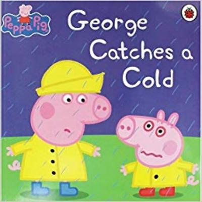 Cover art for Peppa Pig - George Catches a Cold
