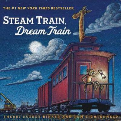 Cover art for Steam train, Dream train