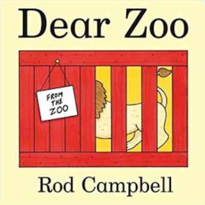 Cover art for Dear Zoo