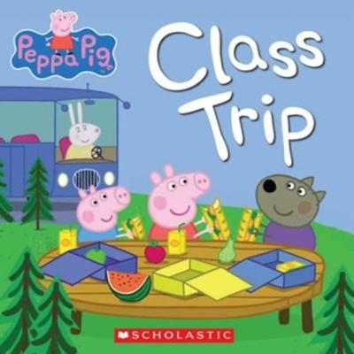 Cover art for Peppa class trip