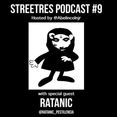 Cover art for Street Res #9: Talking Punk Rock and Vandalism with Ratanic