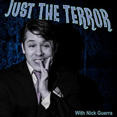 Cover art for Just The Terror - Dangerous Obsession