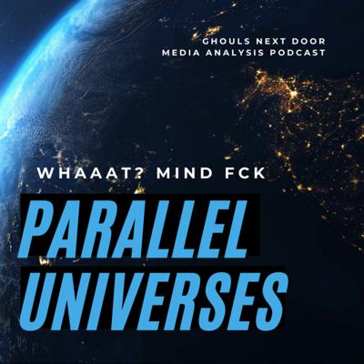 Cover art for Parallel Universes