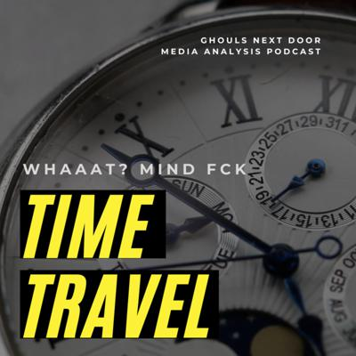 Cover art for Time Travel