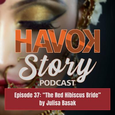 Cover art for The Red Hibiscus Bride
