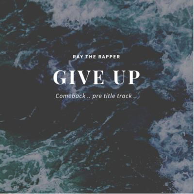Cover art for GIVE UP -SINGLE-ENGLISH VERSION