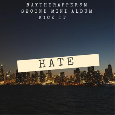 Cover art for HATE - KICK IT 3RD TRACK