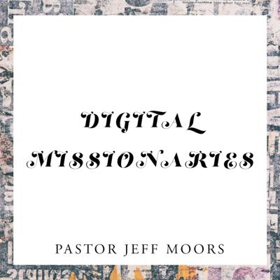Cover art for Digital Missionaries