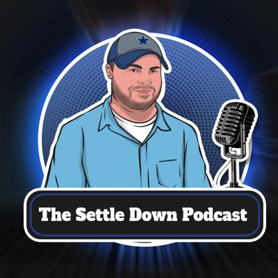 Cover art for The Settle Down Podcast 016: Ted Slauson