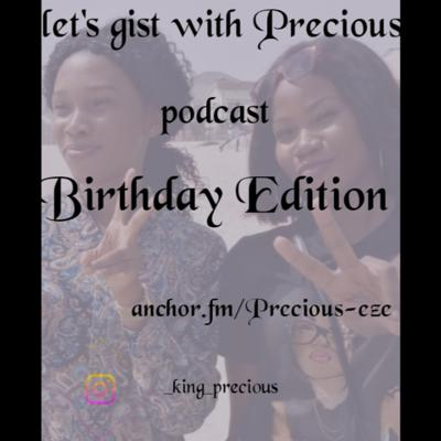 Cover art for Gist 05   Birthday edition with Peace