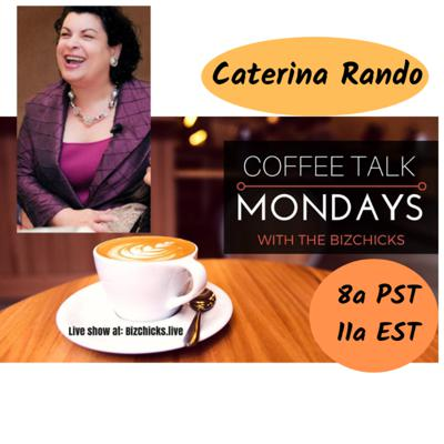 Cover art for Episode 30 - Coffee Thoughts-A conversation with Caterina Rando
