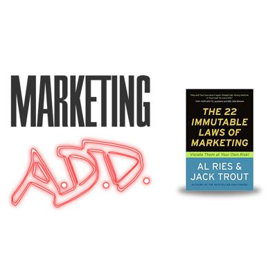 Cover art for Ep. 004 - The 22 Immutable Laws of Marketing - The Law of Category