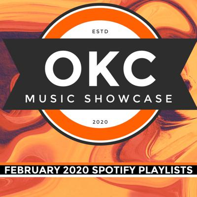 Cover art for February 2020 Spotify Playlists