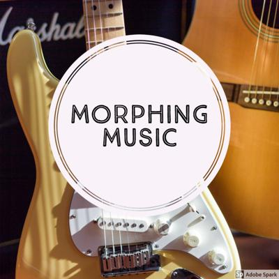 Cover art for Morphing Music- Episode 1