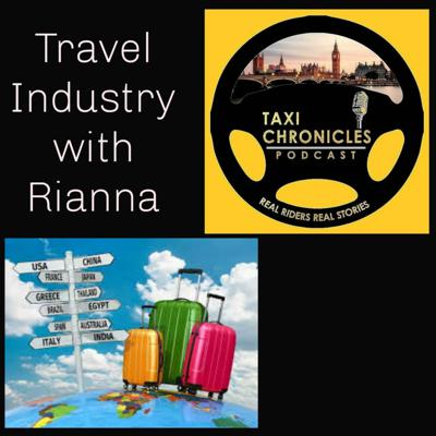 Cover art for #049 Travel industry with Rianna, The Travel Plug