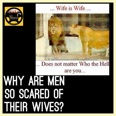 Cover art for #041 Why men are so scared of their wives?
