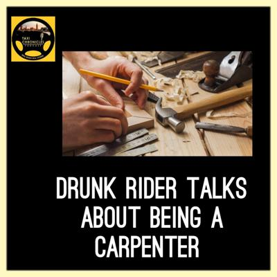 Cover art for #046 Drunk rider talks about being a carpenter