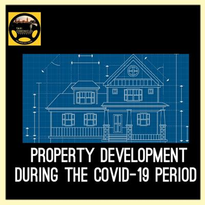 Cover art for #047 Property developmemt during the covid-19 period
