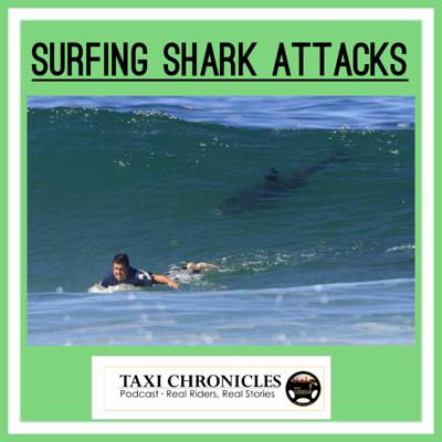 #455 Shark Attacks while surfing