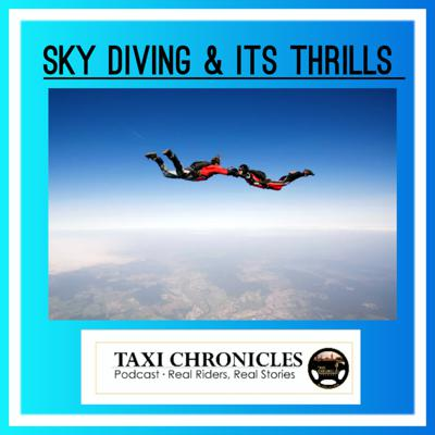 Cover art for #488 Sky Diving & its thrills