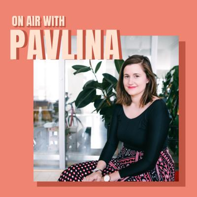 Cover art for On Air with Pavlina Louzenska on the Future of Work