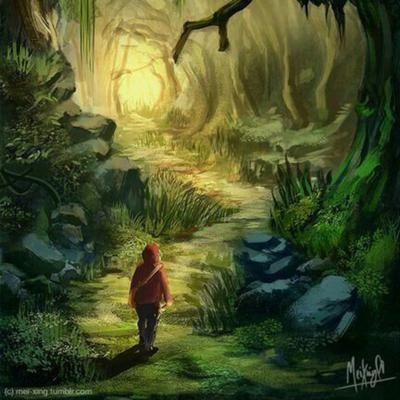Cover art for The Forest Of Ferns: Soundtrack Development Part 1