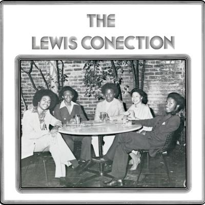 Cover art for Pierre Lewis (The Lewis Connection/Commodores)