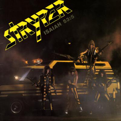 Cover art for Episode 3 - Stryper Soldiers Under Command