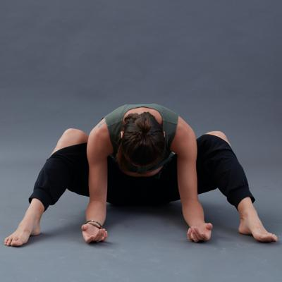 Cover art for YANG YIN YOGA for improved digestion