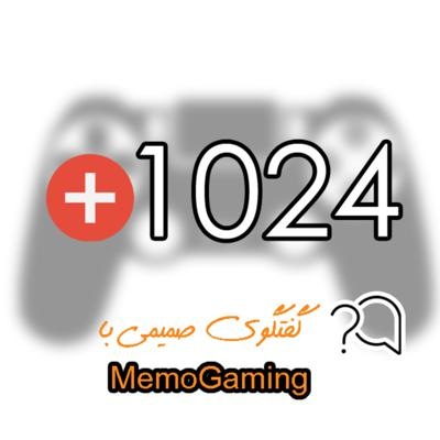 Cover art for 1024Plus - A Friendly Talk With Memo (MemoGaming)