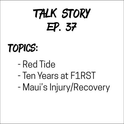 Cover art for Talk Story 37