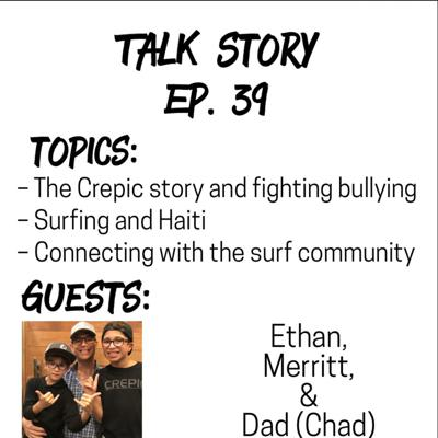Talk Story 39 with CREPIC