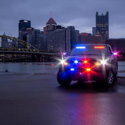 Cover art for Hail To The Chief - Scott Schubert, Pittsburgh's Chief of Police