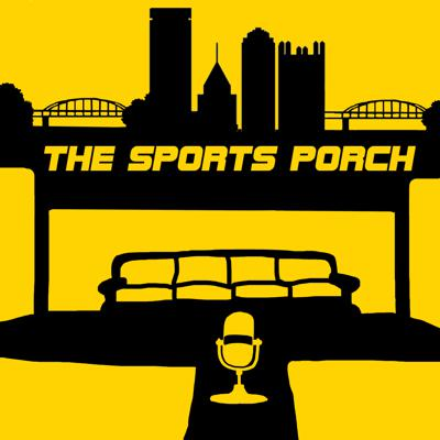 Cover art for Is it a sport? The Sports Porch