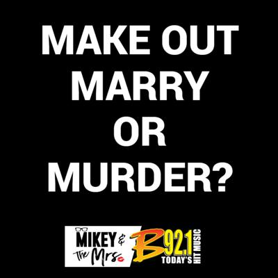 Cover art for Make-Out, Marry or Murder? : Geek Week Edition