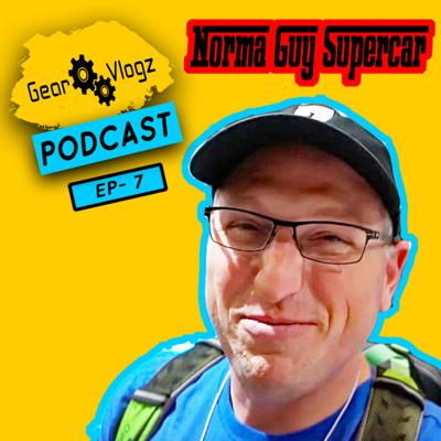 Cover art for Gear Vlogz: In The News Podcast Ep 7 | Interview with Normal Guy Supercar
