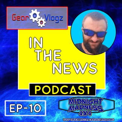 Cover art for Gear Vlogz Automotive Podcast Ep 10 | Interview with Midnight Madness 4x4