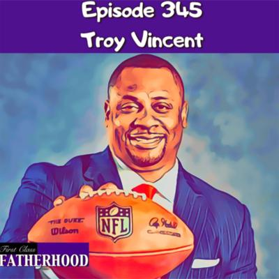 Cover art for #345 Troy Vincent