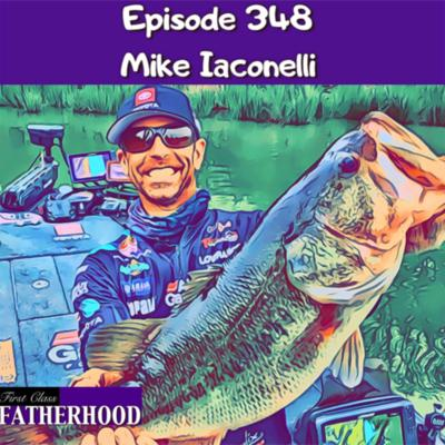 Cover art for #348 Mike Iaconelli