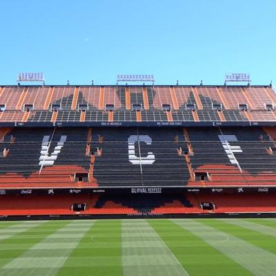 Cover art for Valencia CF Interview with Peña VCF USA President Armando Espinal