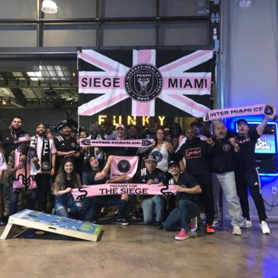 Cover art for Interview with Max Ramos president of The Siege Miami official supporters group of Inter Miami