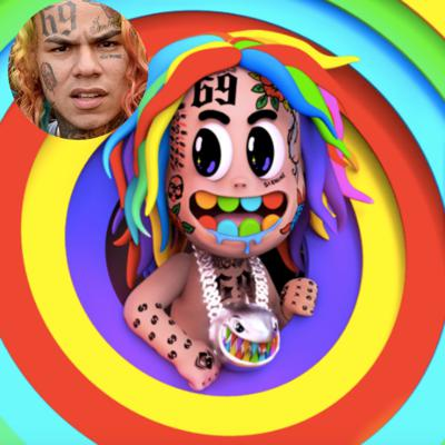 Cover art for 6ix9ine First Week Sales Tattle Tales